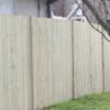 Timber Standard Fences