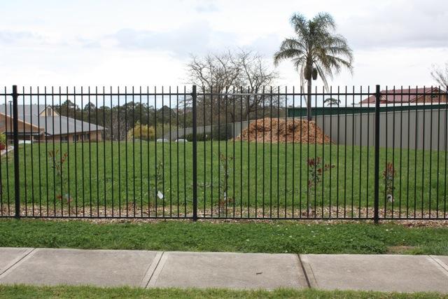 Built Right Fencing Metal Fences