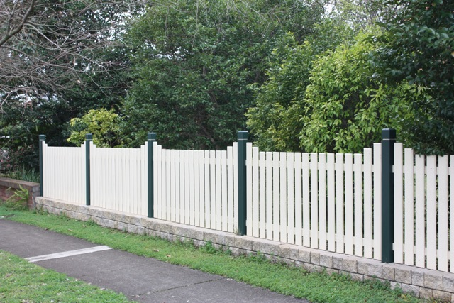 Built right fencing timber decorative fences